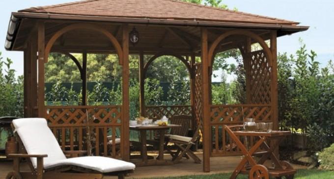 Cum poate foisorul sa-ti transforme gradina intr-o oaza de relaxare ?