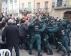 ACTUAL!Referendumul din Catalonia, marcat din plin de incidente