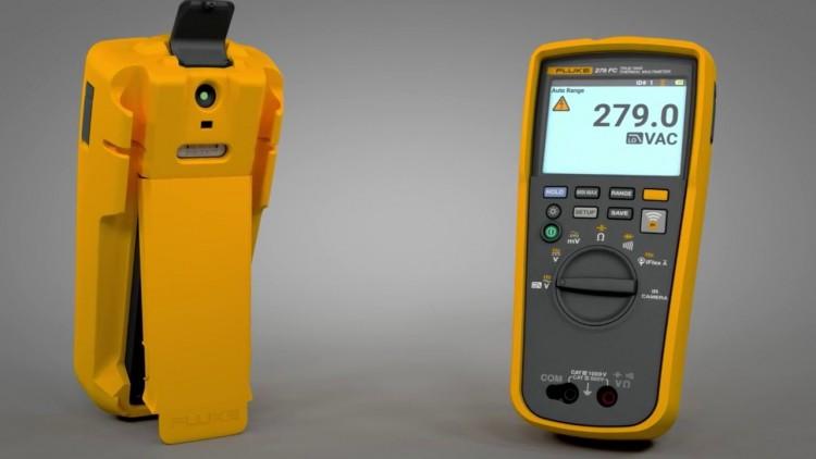 multimetru camera infrarosu fluke 279c 3