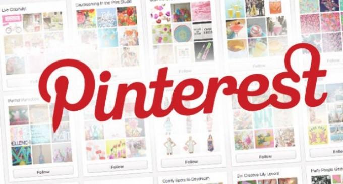 Despre Pinterest si vizitatorii din Romania