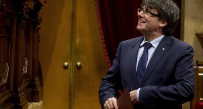 Premierul separatist catalan suspendă declarația de independență