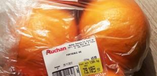 ATENTIE! Magazinul Auchan din Maritimo Constanta inseala clientii la cantar