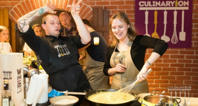 Iesi din rutina zilnica si participa la un curs de gatit distractiv alaturi de prieteni!