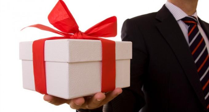 Cadouri corporate de Secret Santa