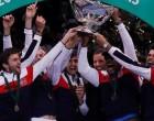 EVENIMENT!Franţa a câştigat Cupa Davis pentru a zecea oară în istorie