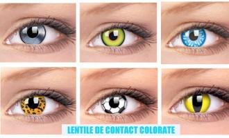 Cum să oferim o nouă imagine ochilor prin intermediul unor noi lentile de contact colorate