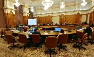 BREAKING NEWS!Legea privind statutul magistraților va ajunge săptămâna viitoare în Camera Deputaților
