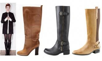 Bocanci si cizme pentru femei must-have sezonul acesta