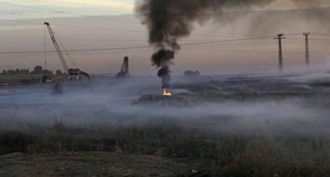 ACTUAL!O nouă rachetă a fost interceptată de sistemul israelian de apărare aeriană din Fâşia Gaza