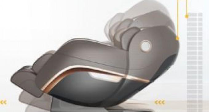Fotoliul cu masaj, mai mult decât o simplă metodă de relaxare