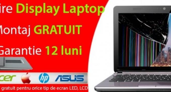 Display pentru laptop – tipuri