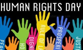 REMEMBER!Ziua internațională a drepturilor omului