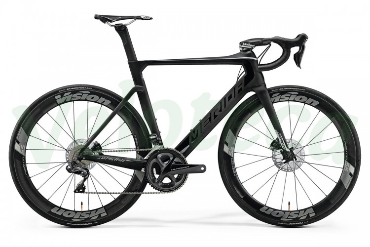 Merida Reacto Disc 8000-E 2018