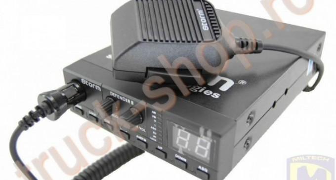 Statiile radio auto,  cele mai practice metode de comunicare in trafic
