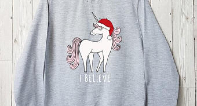 De ce sunt atat de indragite hainele cu unicorni? Substrat psihologic!