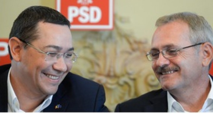 Dragnea, despre Ponta: Nu conversez cu turnători şi şantajişti; nu ştie în ce s-a băgat