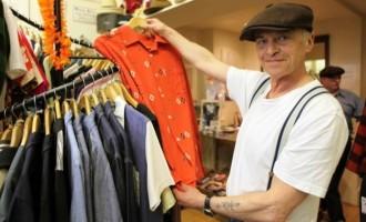 Cat de rentabil este pentru un barbat sa isi cumpere haine second hand dintr-un magazin online?
