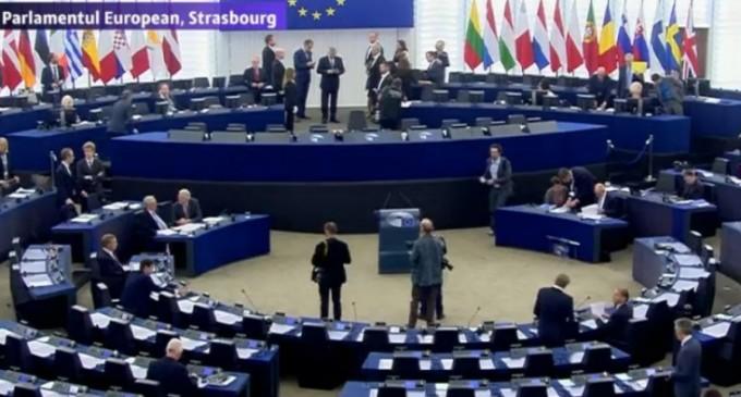 """INCREDIBIL!Parlamentul European e făcut complice al """"statului paralel"""""""