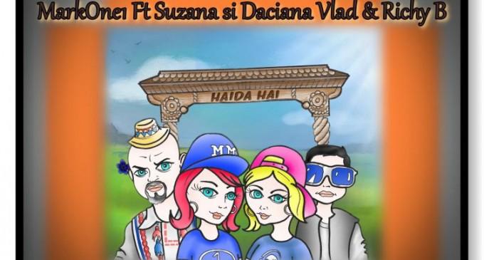 MarkOne1, Suzana, Daciana Vlad și Richy B au o nouã piesã lansatã de astãzi