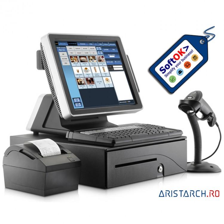 Pachet-Sistem-PC-POS-Gold-Restaurant-Magazin-SoftOKro-Aristarch-Software