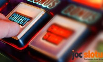 Sloturi casino cu variaţie ridicată