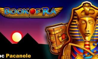 Book of Ra, unul dintre cele mai populare jocuri pacanele la Admiral casino