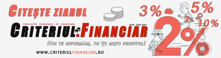 baner Criteriul Financiar
