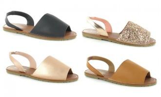 Sandale trainice, flexibile, cu efect antistres