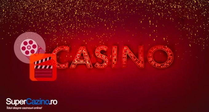 Jocuri casino cu tematică inspirată din filme