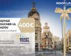 RoofArt te trimite în vacanță la Madrid! Cumpără sistemul pluvial Scandic® și fă-ți bagajele pentru capitala Spaniei