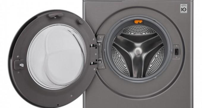 Masinile de spalat de la LG – indispensabile oricarei locuinte