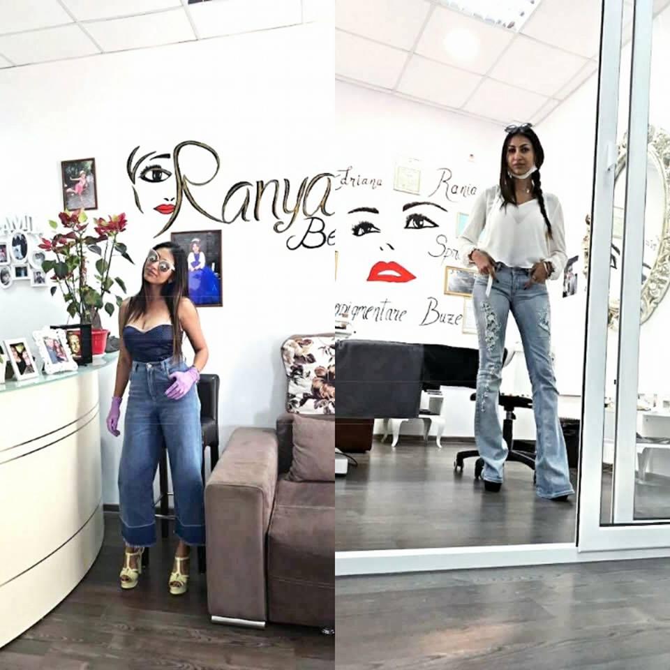 salon ranya beauty studio buftea