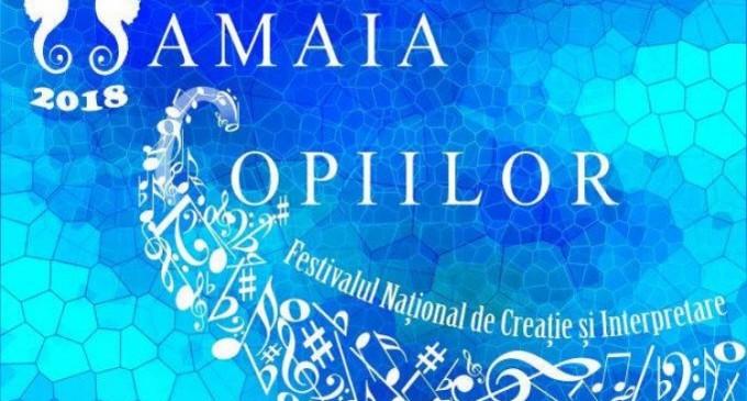 Festivalul Mamaia Copiilor la cea de-a XVIII-a ediție