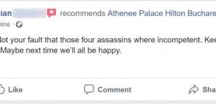 """Ironii pe internet după declaraţiile lui Liviu Dragnea-"""" 4 stele pentru fiecare asasin"""""""
