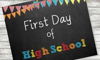 Urmeaza sa mergi la liceu? Iata cum iti poti impresiona colegii inca din prima zi!