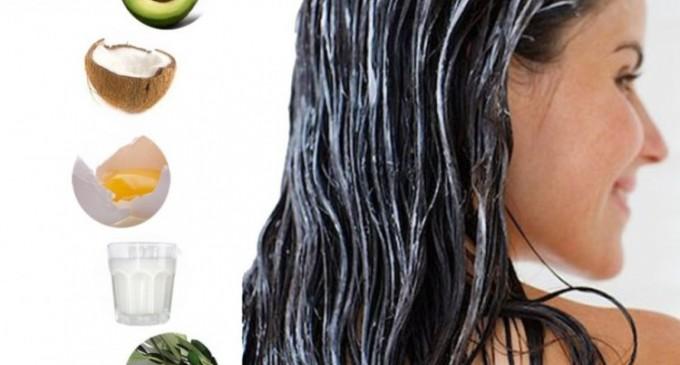 4 remedii naturiste pentru căderea părului