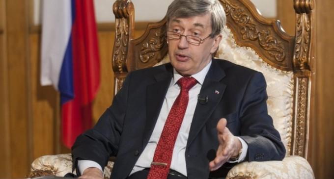 Exclusivitate: INTERVIU EXPLOZIV CU EXCELENTA SA, VALERY I. KUZMIN, AMBASADORUL EXTRAORDINAR ŞI PLENIPOTENŢIAR AL FEDERAŢIEI RUSE ÎN ROMÂNIA