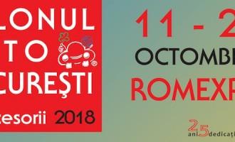 REPORTAJ FOTO!Salonul Auto București-un eveniment de gală la Romexpo