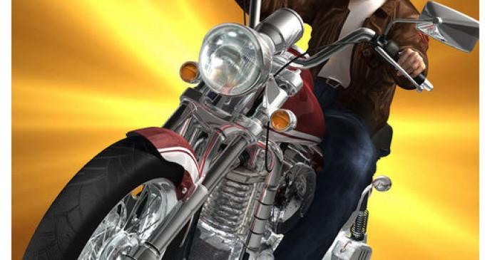 Fascinatie maxima de Halloween! De ce sa vii la petrecere cu o motocicleta puternica?