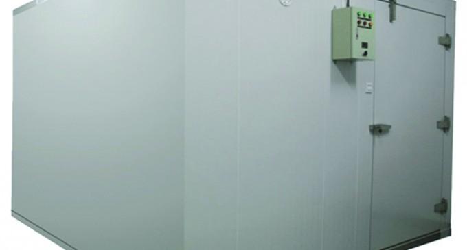 Camere frigorifice speciale pentru stocări de produse perisabile