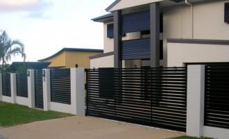 Gardurile din aluminiu – eleganta, rafinament  si modernitate pentru locuinta ta