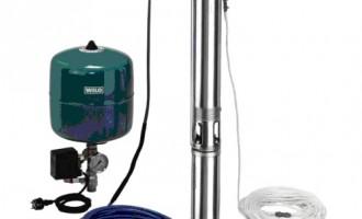 Cum utilizam o pompa de apa submersibila ?