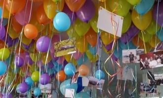 Baloane – pentru o petrecere reusita