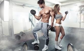 Exercitii cu haltera pentru dezvoltarea musculaturii