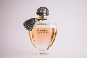 Shalimar Parfum Initial parfum tester
