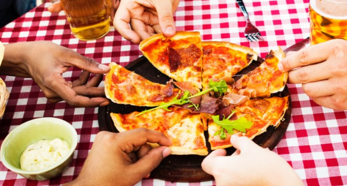 Cele mai neobisnuite topping-uri de pizza