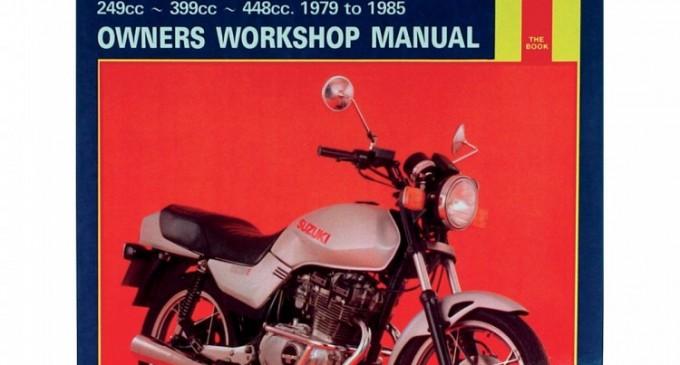 3 motive pentru care este util sa consulti macar odata un manual de reparatie moto