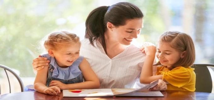 De ce trebuie sa-i citesti copilului tau carti?
