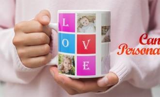 5 motive pentru care indragostitii cumpara cadouri personalizate