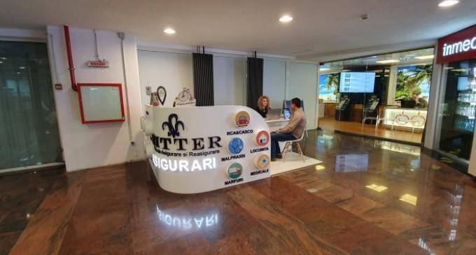 Brokerul de asigurări RITTER deschide un nou concept de agenție în Băneasa Shopping City și oferă asigurări de calătorie gratuite